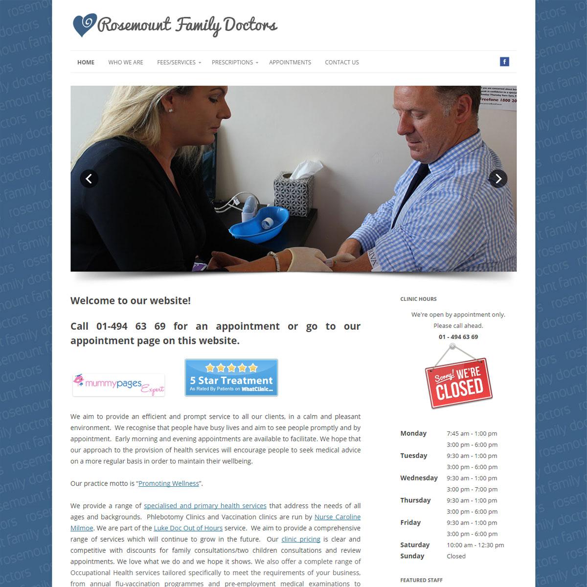 Rosemount Family Doctors » Jellison Technologies